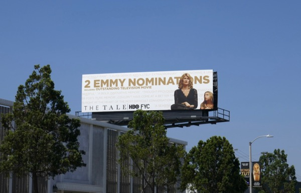 Tale 2018 Emmy nominee billboard