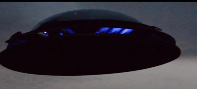 UFO Flying Saucer is probably real.