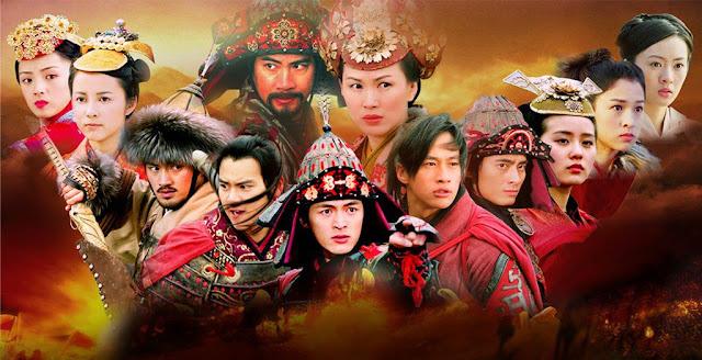 Thiếu Niên Dương Gia Tướng - The Young Warriors (2006) Big