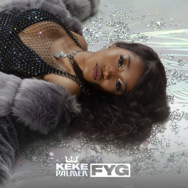 Keke Palmer Clicked For FYG Single Cover - March 2020