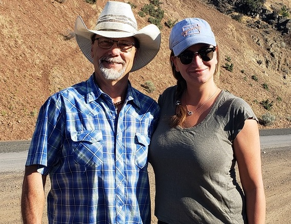 """Ashley Avis, the director of Disney's """"Black Beauty,"""" is working hard to save America's wild horses."""