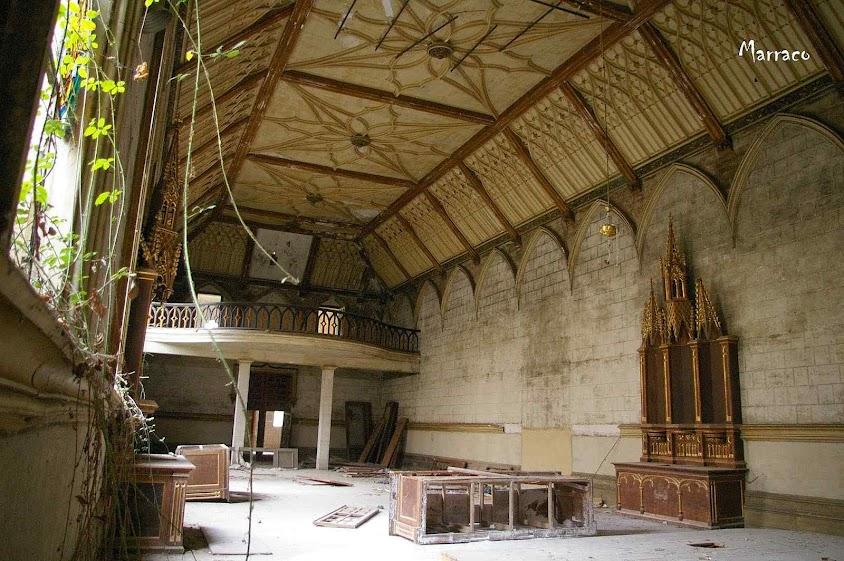Seminário abandonado, Albelda de Iregua, La Rioja, Espanha