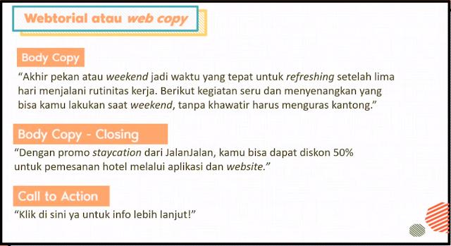 Contoh Webcopy
