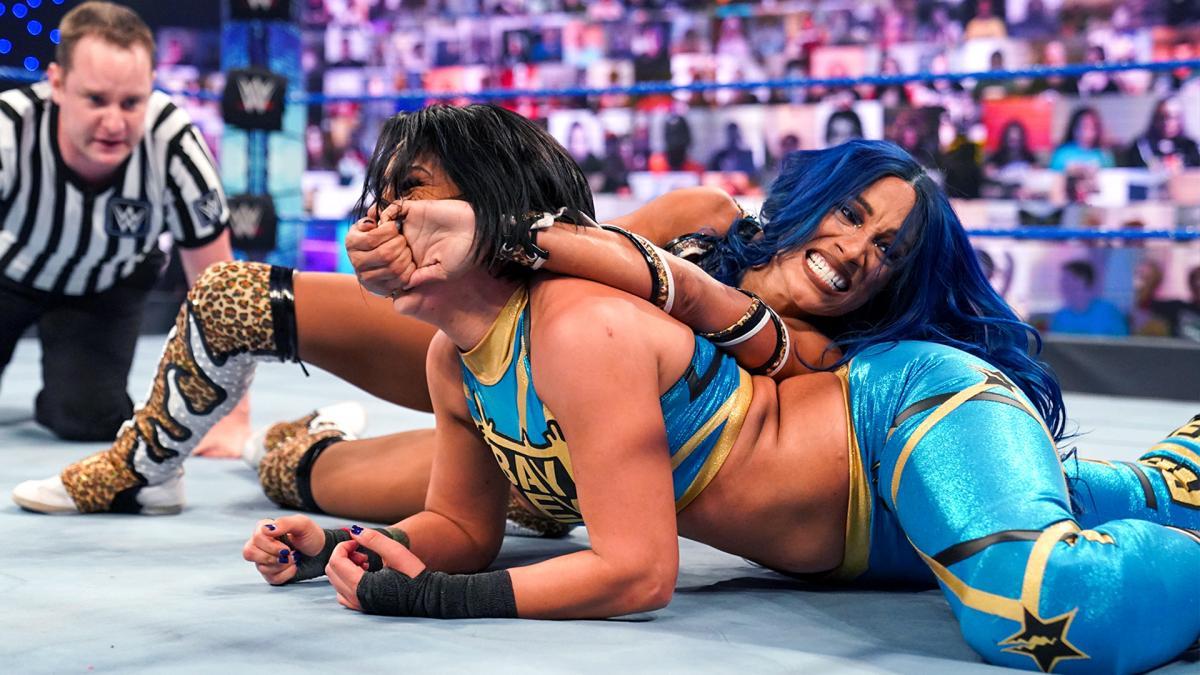 """Britt Baker: """"Sasha Banks e Bayley pavimentaram o caminho para a minha geração de wrestling"""""""