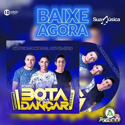 Bota Pra Dançar - Promocional de Novembro - 2019