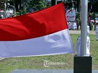 Gagal Kibarkan Bendera, Sejumlah Anggota Paskibra di Cianjur Pingsan Hingga Kesurupan