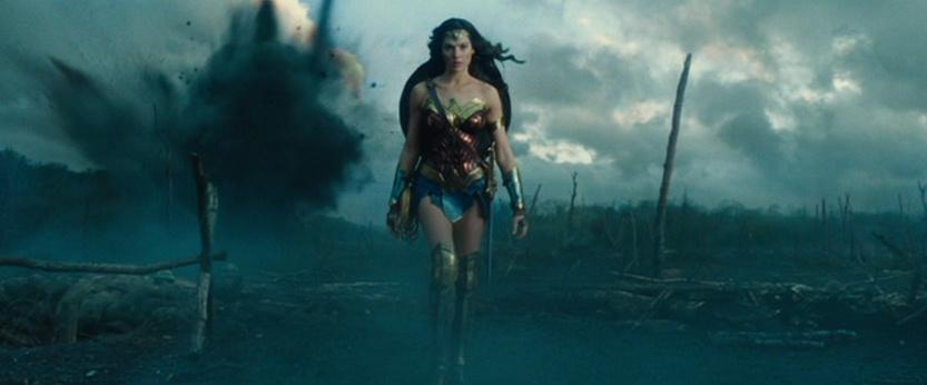 Great Old Movies Wonder Woman 2017