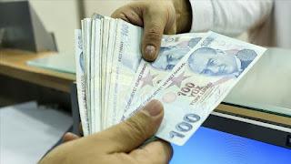 سعر صرف الليرة التركية أمام العملات الرئيسية الجمعة 7/2/2020
