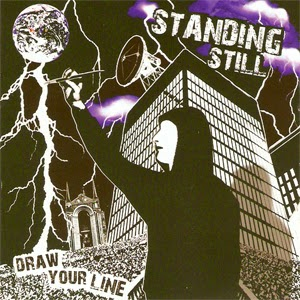 <center>Standing Still - Draw Your Line (2007)</center>