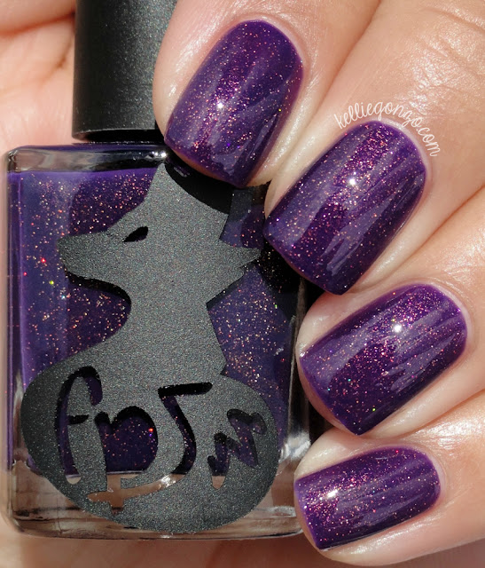 Frenzy Polish Underneath The Purple Skies