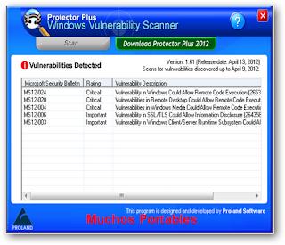 Windows Vulnerability Scanner Portable