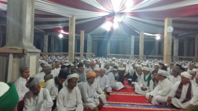 Tasawuf cinta tuangku syeikh muhammad ali hanafiah