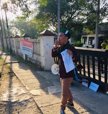 Kabid PTKP HMI Pelita Bangsa Tekan Dinkes Berikan Masker Gratis Cegah Covid-19