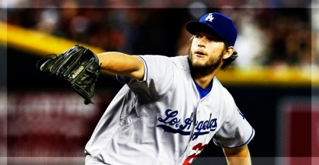 Clayton Kershaw pitching form. Between basic and personality.
