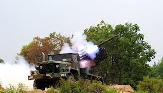 MLRS K136 Kooryong