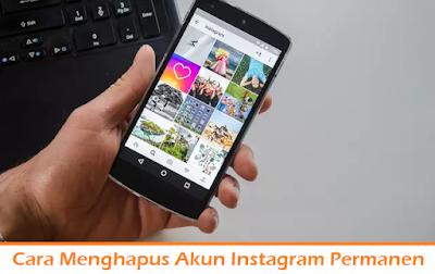 Cara Menghapus Akun Instagram Permanen (Termudah.com)