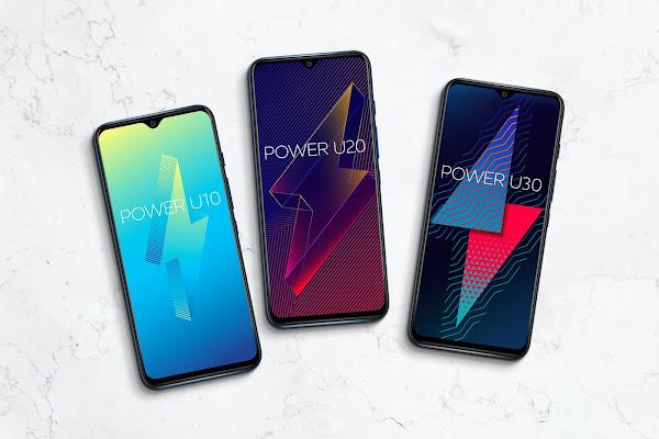 WIKO apresenta gama Power U com grandes baterias com autonomia de até 4 dias