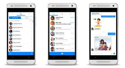 تحميل برنامج ماسنجر فيس بوك للاندرويد 2017