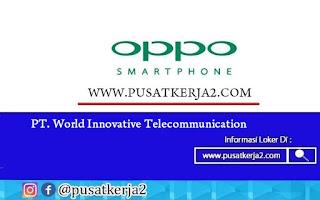 Lowongan Kerja SMA SMK D3 S1 September 2020 PT World Innovative Telecommunication