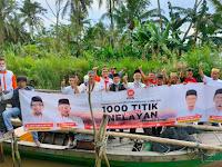 Jalin Silaturahim, PKS Kunjungi 10 Tokoh Nelayan Lampung Timur