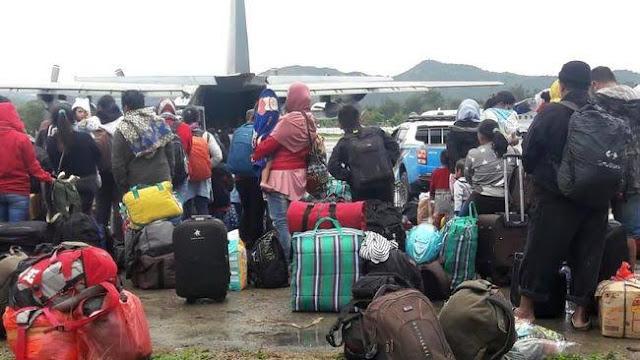 Pengusaha Turun Tangan Pulangkan Warga Minang Dari Wamena