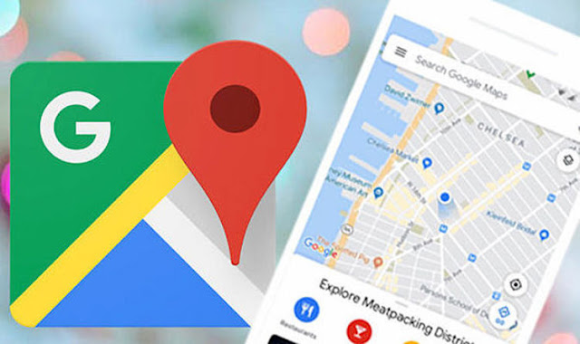 Google Maps Apps