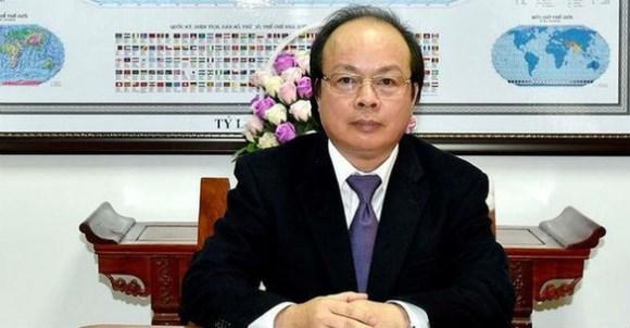 Thứ trưởng Bộ Tài chính - phu quân hoa hậu Quý bà Đinh Hiền Anh – bị kỷ luật