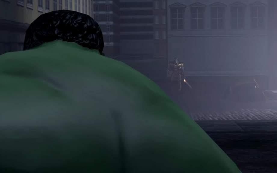 Hulk VS Thanos Rematch : ハルクとサノスの壮絶な再戦を描いたファンメイドのショート・アニメ ! !