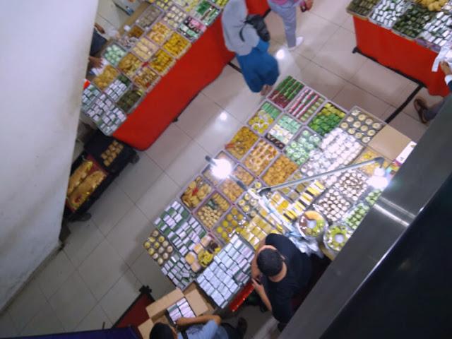 kue subuh di pasar senen