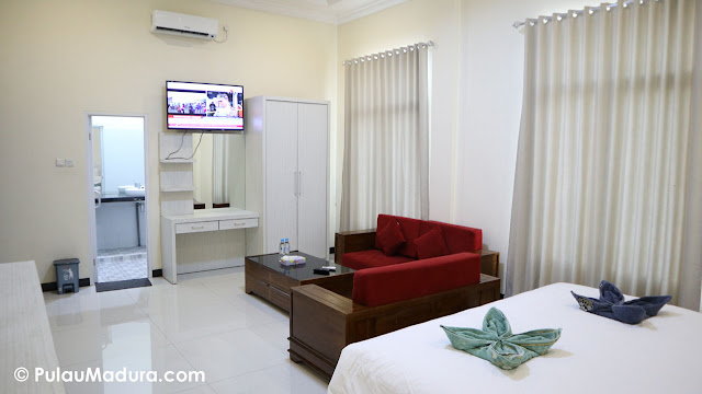 VIP ROOM Hotel Rose Bangkalan