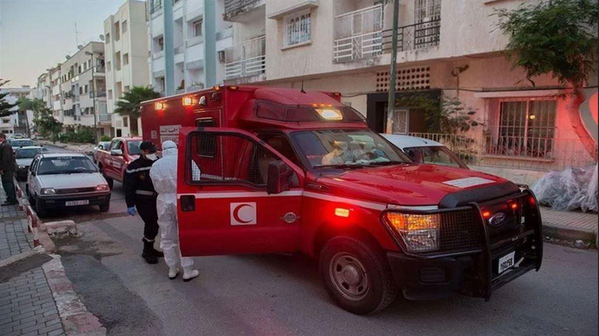توزيع الإصابات الجديدة بفيروس كورونا عبر جهات المغرب