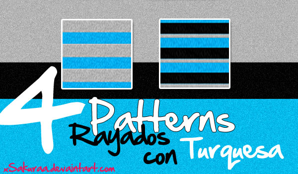 Rayados Patterns