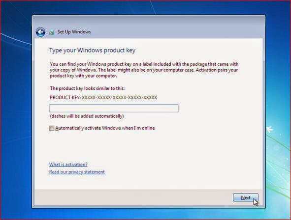 8 - windows 7 install In Hindi