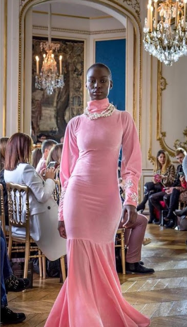 Nathanaelle Courture Paris Fashion week 2018