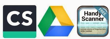 Scanner di Aplikasi Android