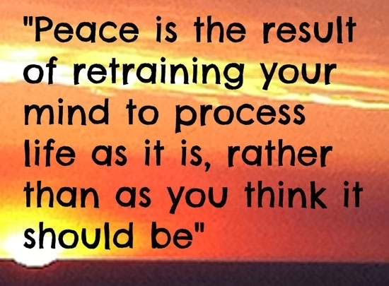 Peace Quotes Wallpaper Photo Image