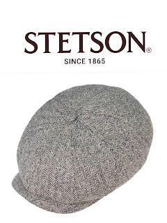 STETSON HATTERAS ZIJDE SILK