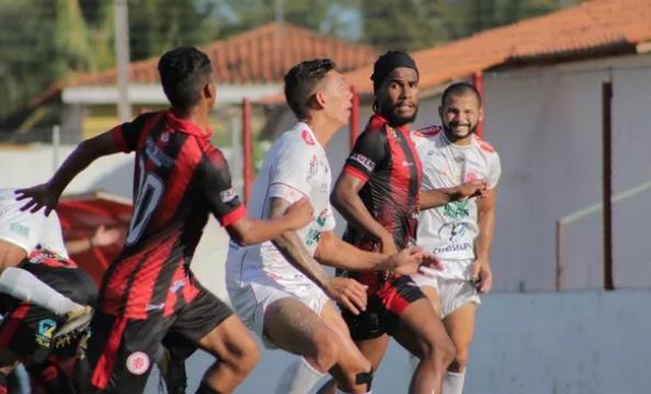 4 de Julho empata sem gols com Juventude Samas