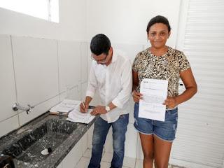Entrega de 42 casas do Residencial Alto do Canela acontece nesta sexta (13) em Oeiras
