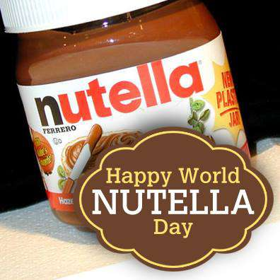World Nutella Day Wishes pics free download