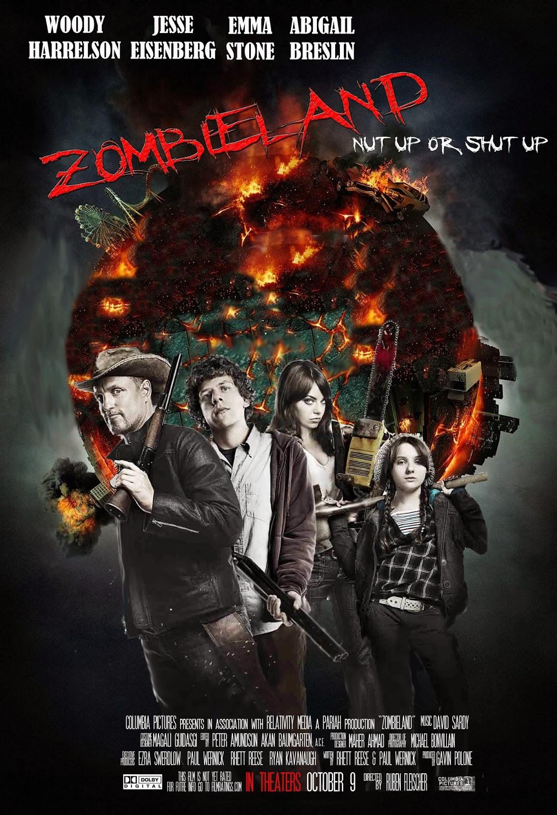 Zombieland แก๊งคนซ่าส์ล่าซอมบี้ [HD][พากย์ไทย]