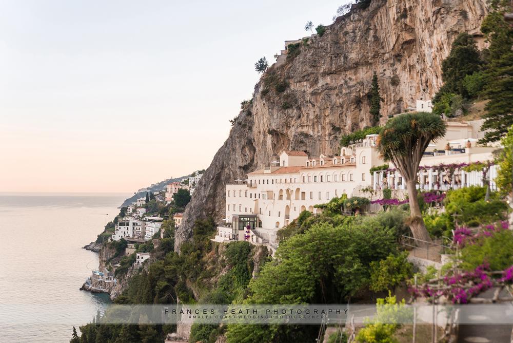 NH Hotel Convento Amalfi