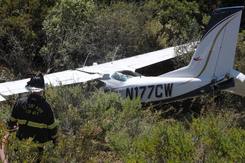 Kathryn's Report: Cessna 177 Cardinal, N177CW: Accident