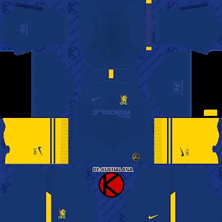 Chelsea F.C. Nike Cup Kits