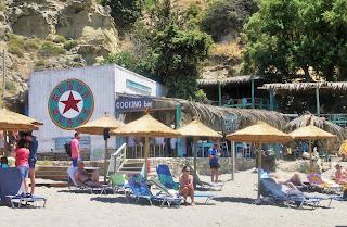 Kommos Beach Bar