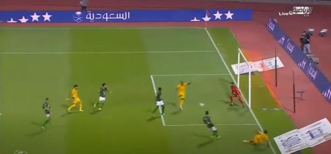 ملخص مباراة التعاون والاهلي اليوم ، فوز كبير للتعاون بثلاثية نظيفة 3-0.