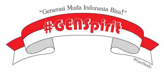 #GENSpirit : Olahraga dan Generasi Muda menyatukan kita