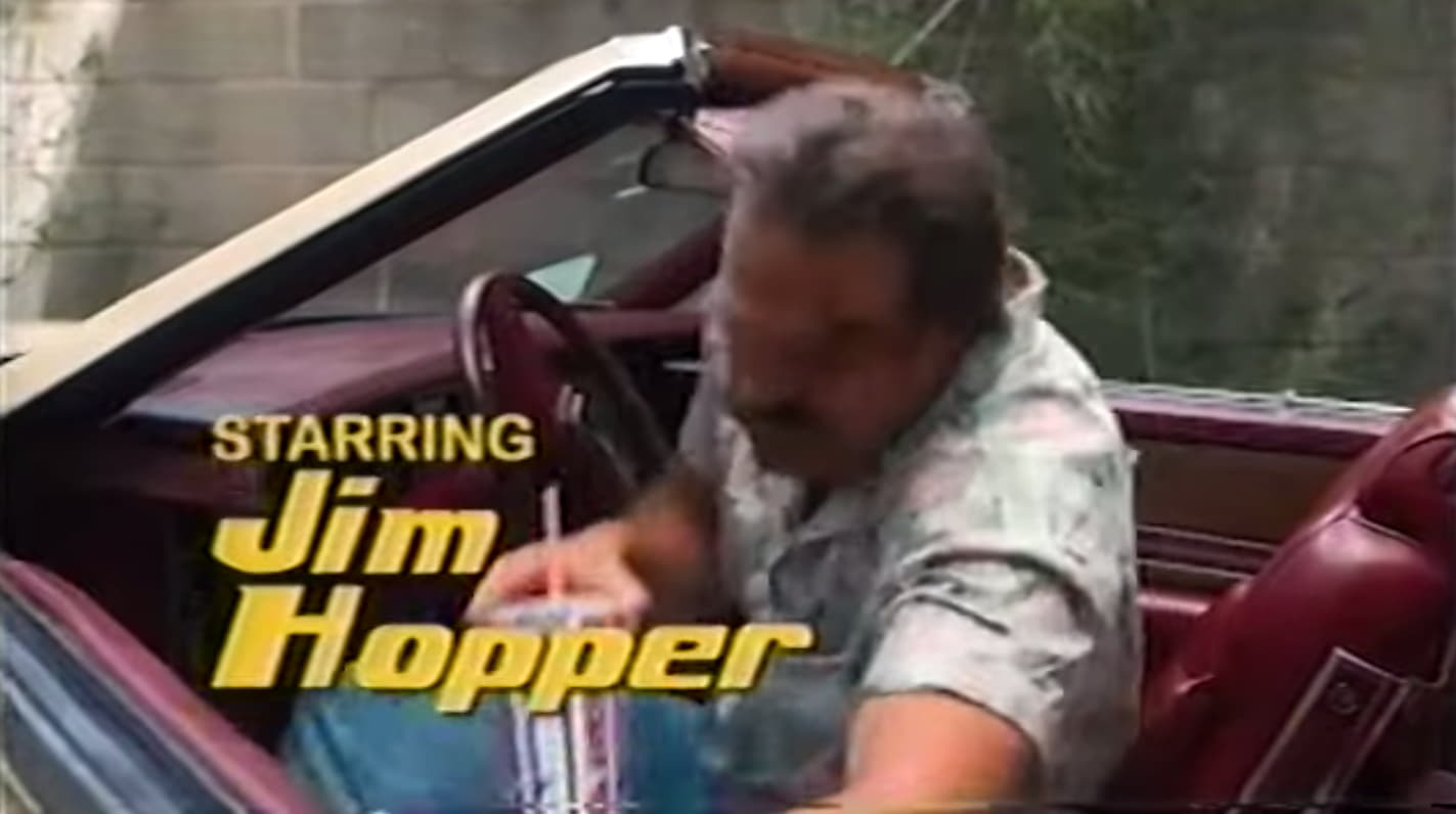 HOPPER, P.I. | Stranger Things Chief Jim Hopper als Magnum Version Intro