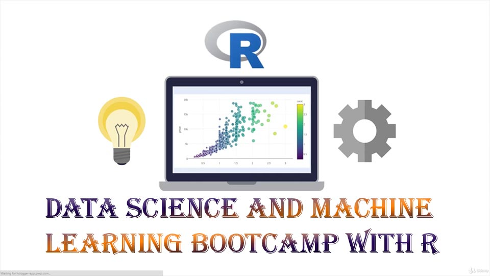 Data Science And Machine Learning Bootcamp With R Udemy Free Download