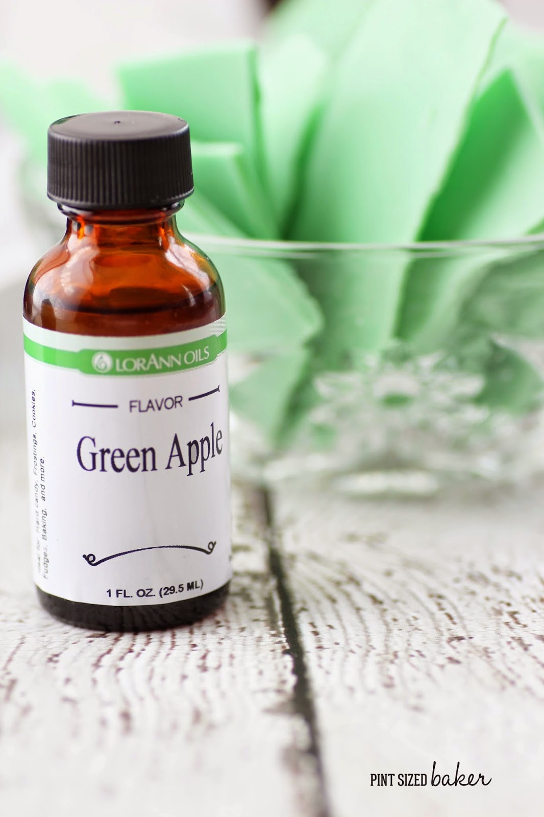 Use Green Apple Super Flavoring in your candy melts to make fun lollipops and holiday bark.